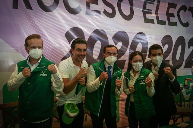 Juan Manuel Márquez Partido Verde