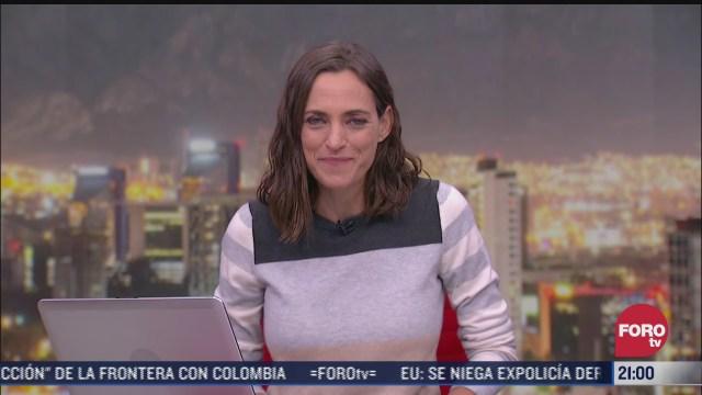 las noticias con ana francisca vega programa del 15 de abril de