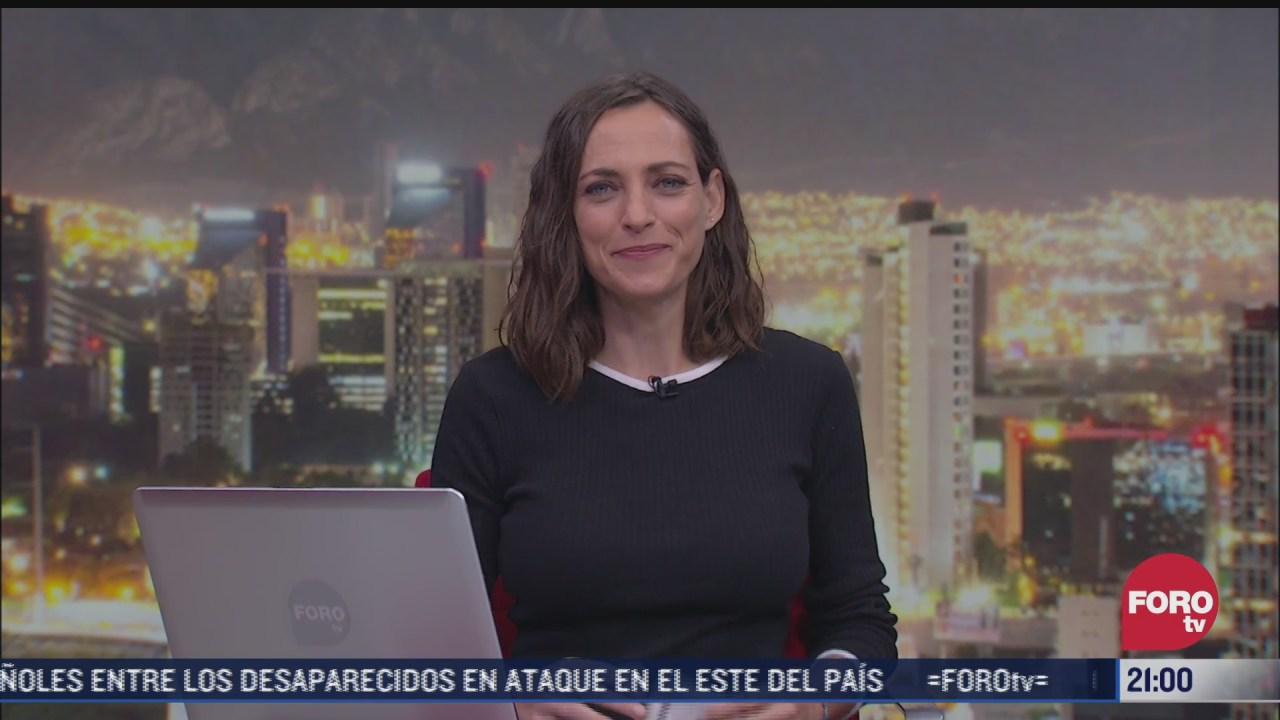 las noticias con ana francisca vega programa del 26 de abril de