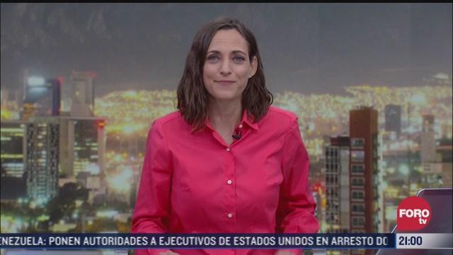 las noticias con ana francisca vega programa del 30 de abril de