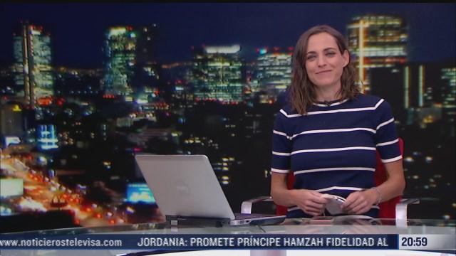 las noticias con ana francisca vega programa del 5 de abril de