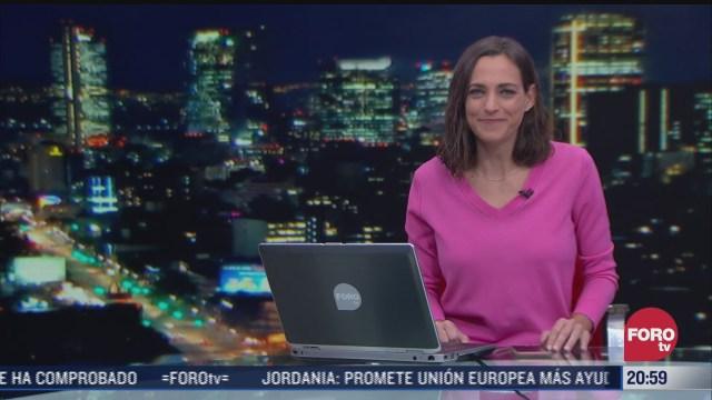 las noticias con ana francisca vega programa del 7 de abril de