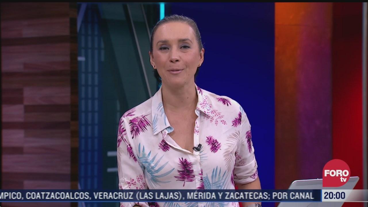 las noticias con karla iberia programa del 23 de abril del