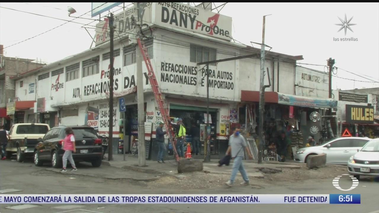 locatario de santa cruz meyehualco sobrevive a dos ataques del crimen organizado