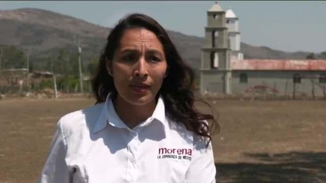Mataron a su familia, ahora es candidata por peligroso Distrito en Guerrero