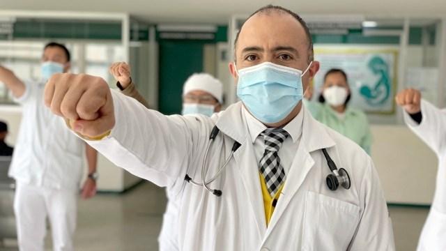 Médico Salvar Vidas COVID-19 IMSS