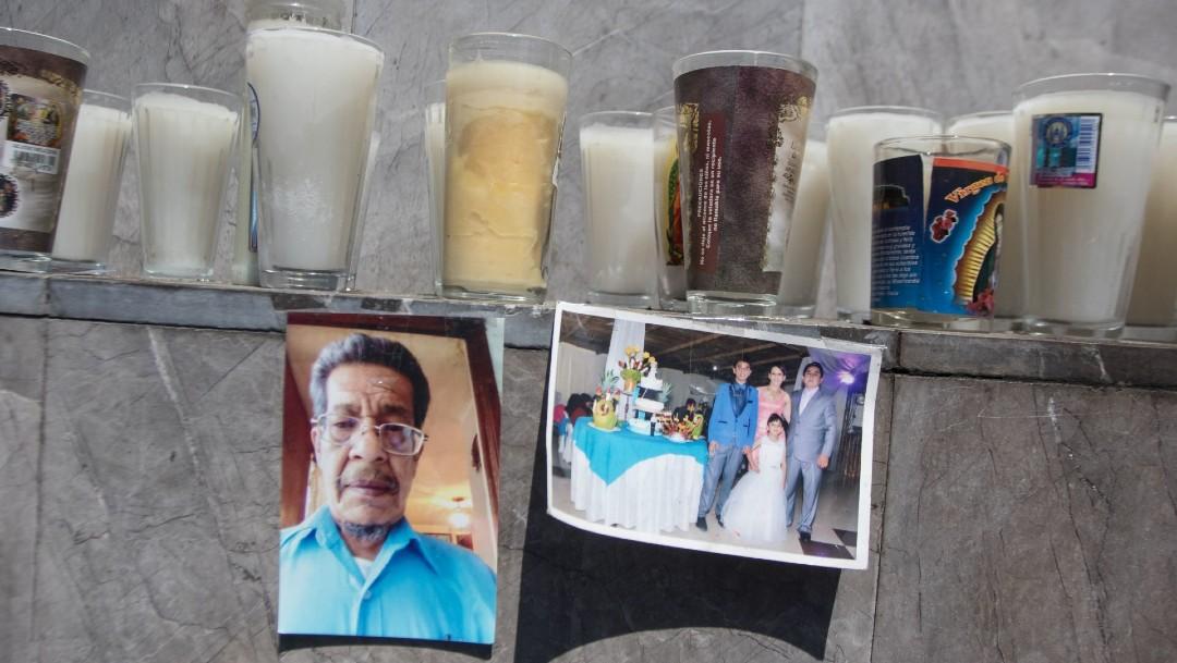 Memorial improvisado en Basílica de Guadalupe alivia duelo de familiares fallecidos por COVID