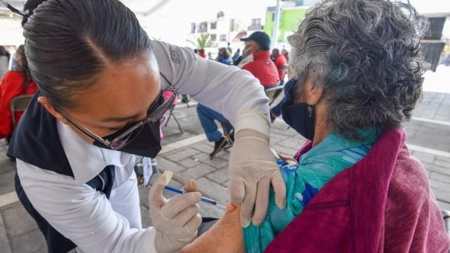 México suma 8 millones 334 mil 250 vacunados contra COVID-19