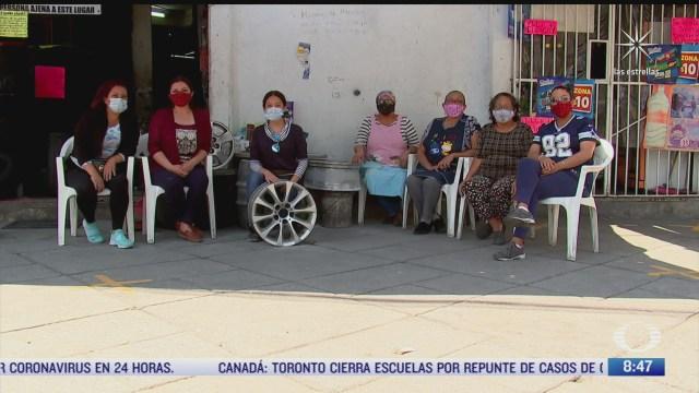 mujeres talacheras dirigen vulcanizadora en cdmx