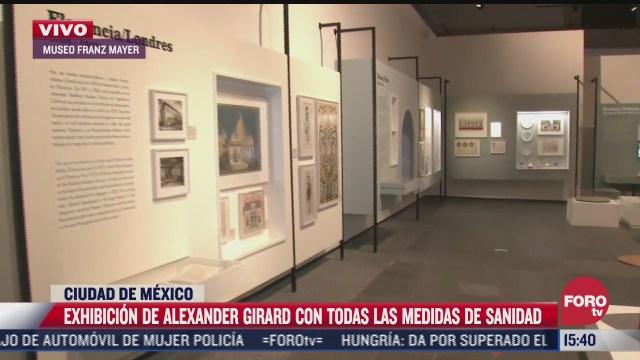 museo franz mayer expone obra del disenador de interiores alexander gira