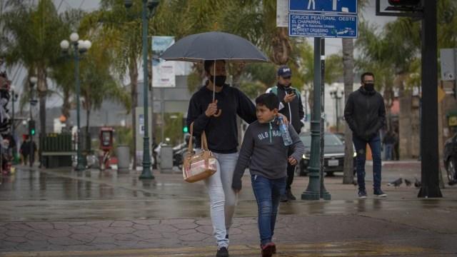Persistirán las fuertes lluvias en regiones de Chiapas y Campeche