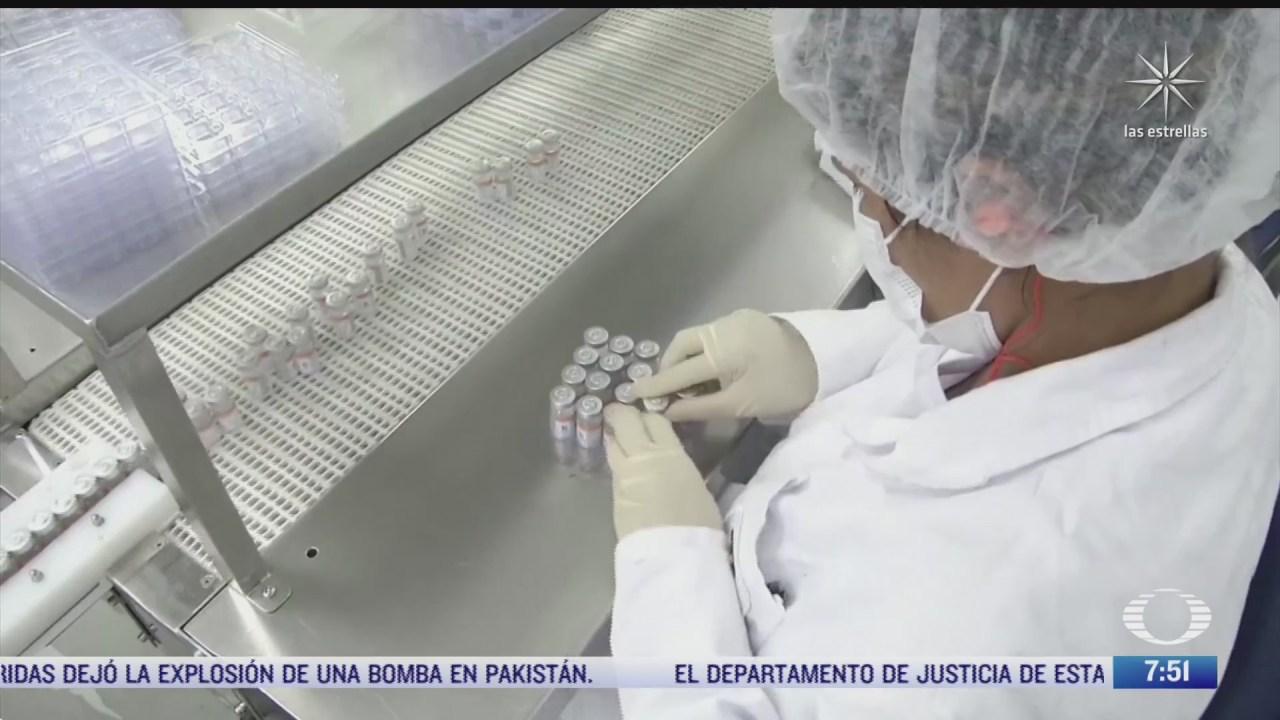 pfizer detecta primeras versiones piratas de su vacuna contra covid