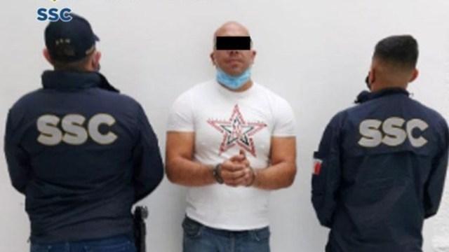Detienen en la CDMX a un hombre por muerte de empresario francés