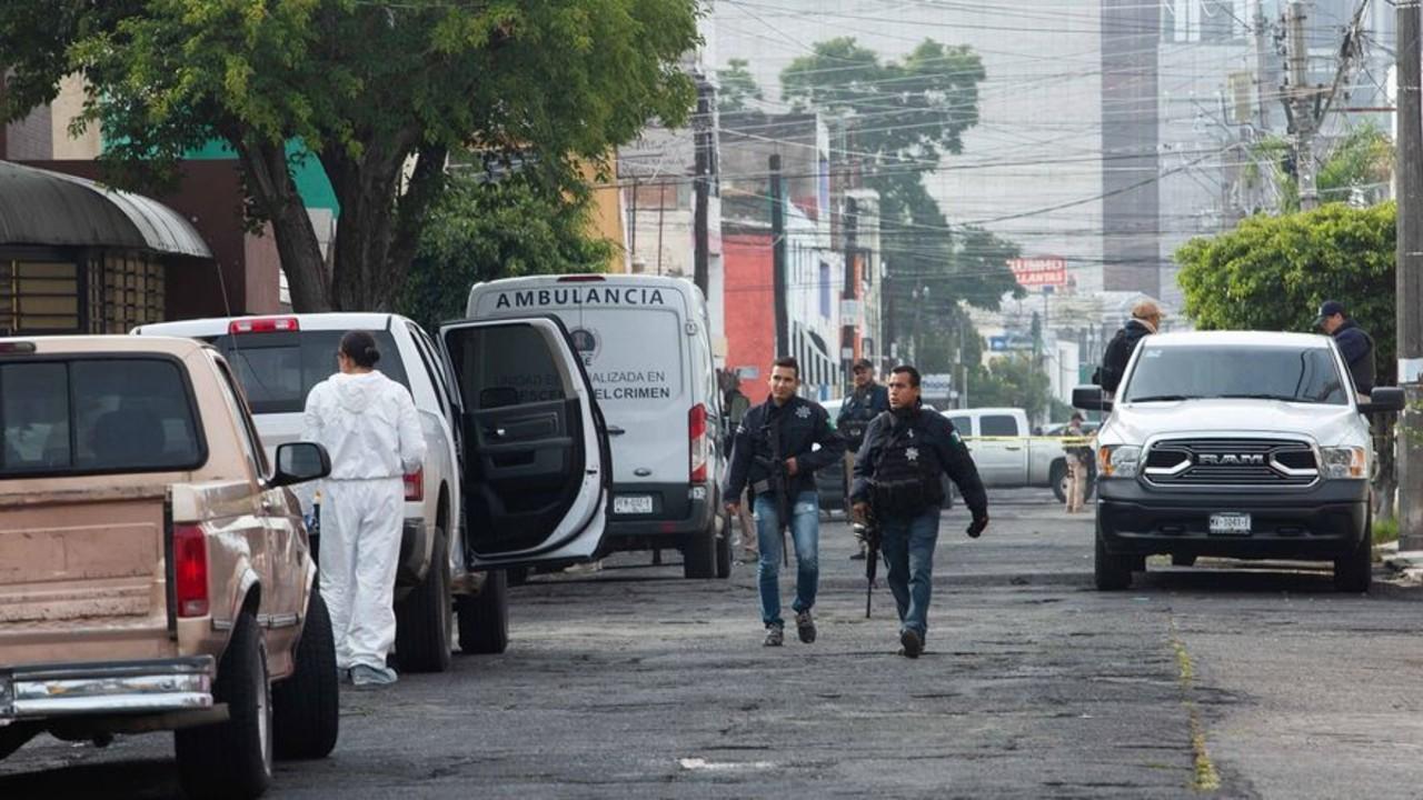 Policías estatales de Aguililla, Michoacán, son agredidos con presunto dron explosivo