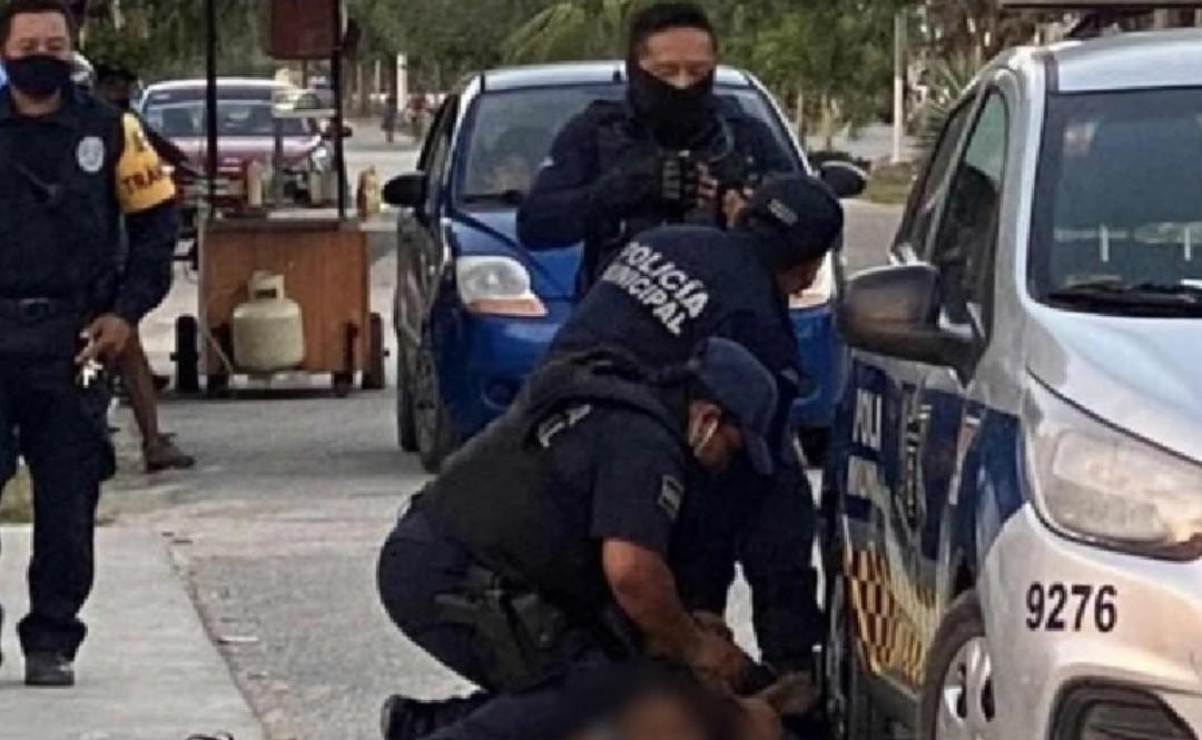 Vinculan a proceso a 4 policías de Tulum por muerte de Victoria Salazar