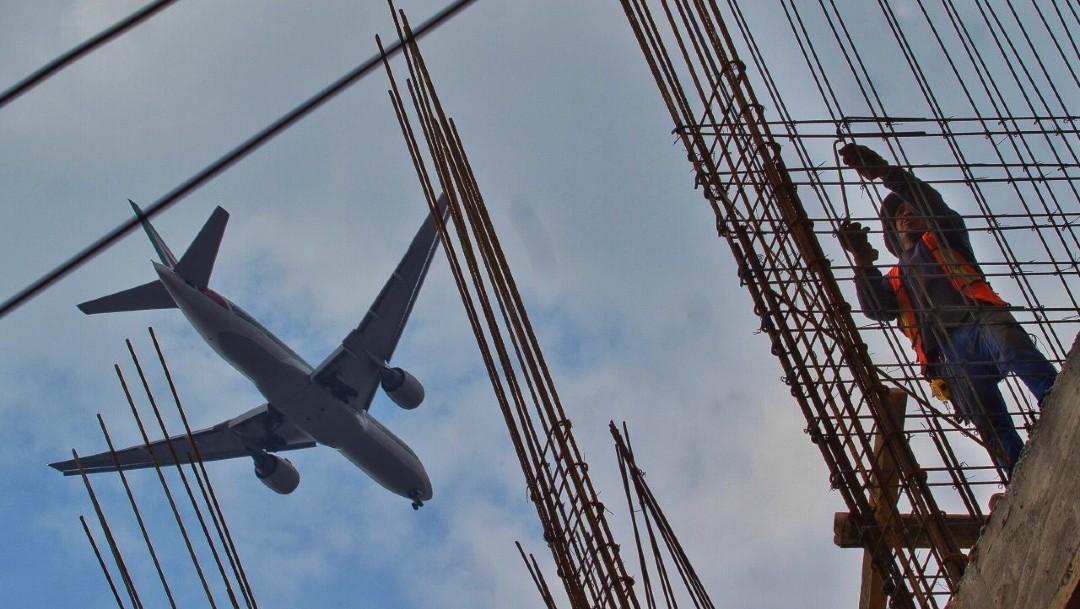 ¿Por qué incrementó el ruido de aviones al sur de la CDMX?