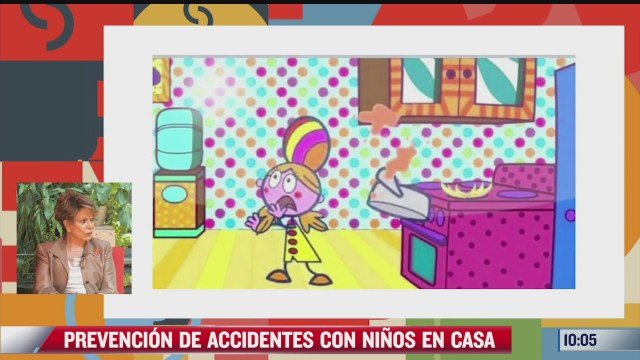 prevencion de accidentes con ninos en casa