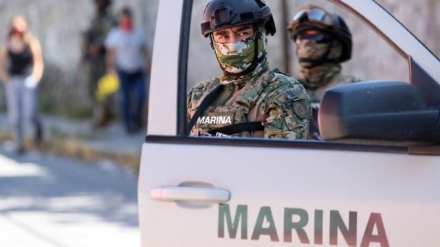 Semar pone a disposición de FGR 30 elementos por desaparición forzada en Nuevo Laredo, Tamaulipas