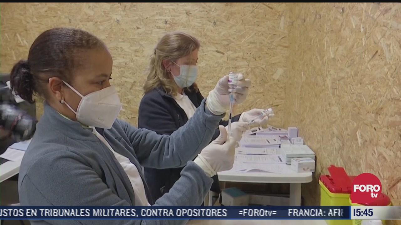 vacuna contra covid 19 podria inflamar ganglios axilares de las mujeres