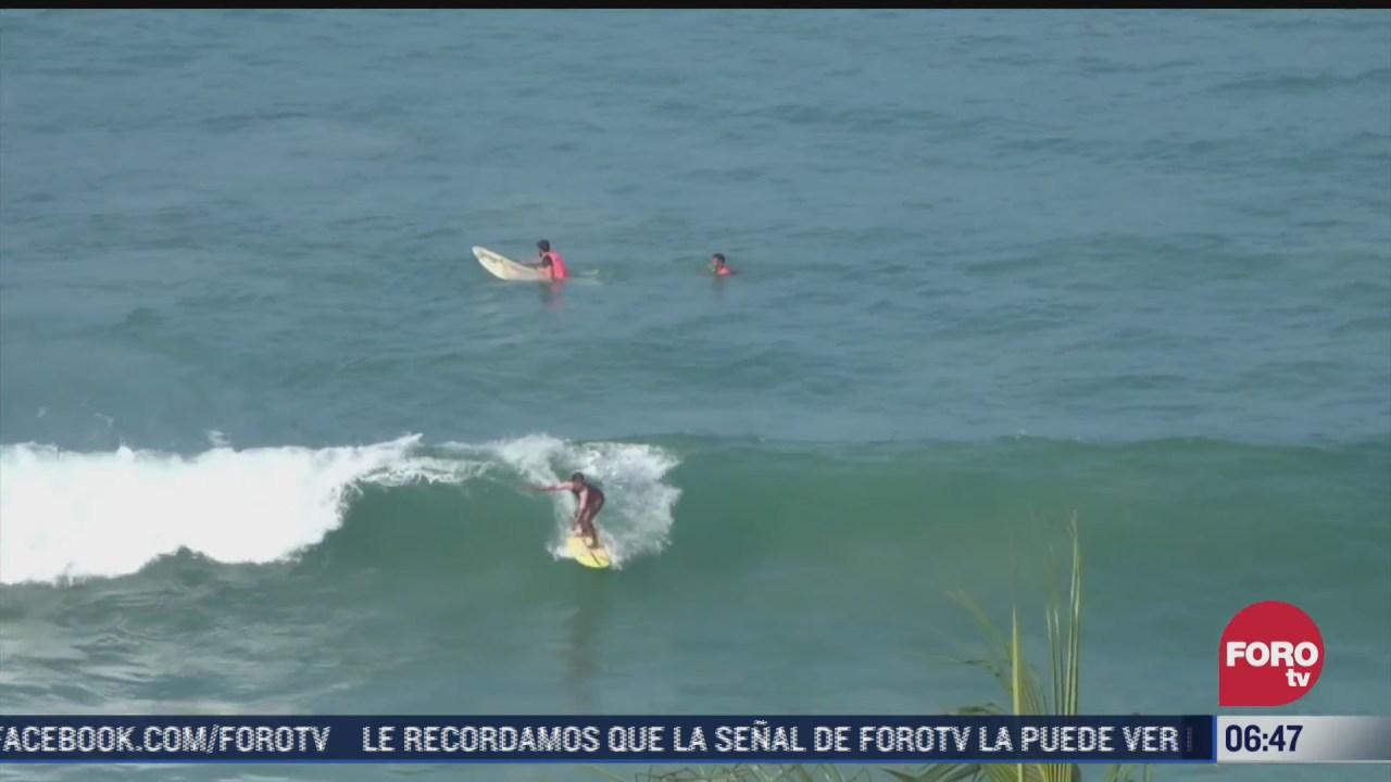 clases de surfing para ninos con espectro autista