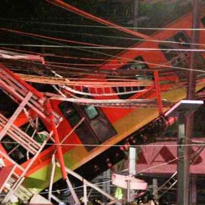 CNDH de Ciudad de México abre dos investigaciones por colapso L12