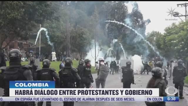 crece la tension en colombia