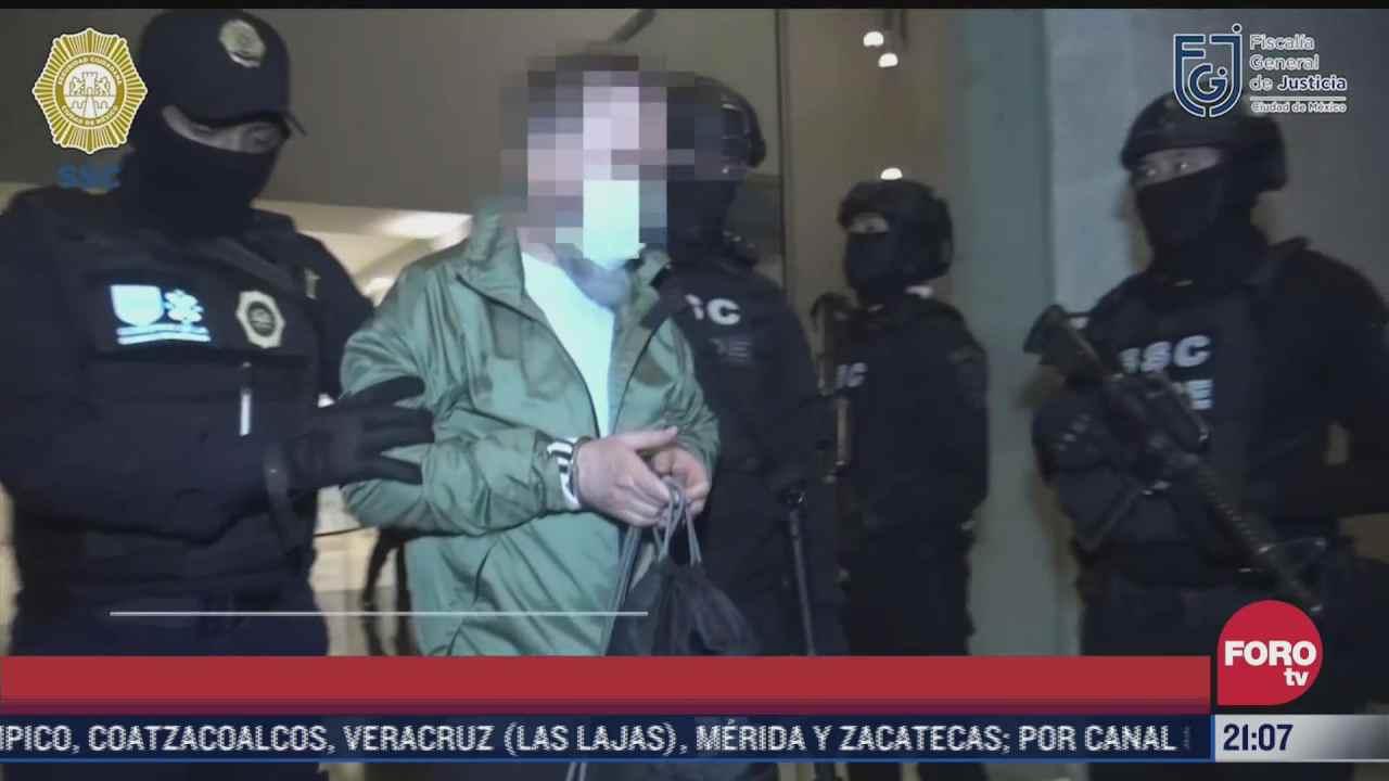 detienen a el mex presunto operador del cartel de sinaloa