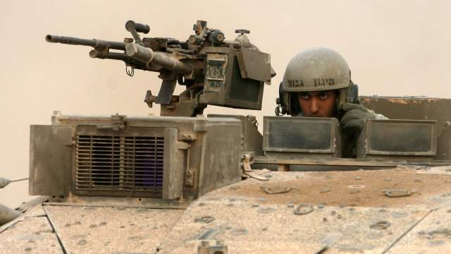 "Ejército israelí emprende ""ola de ataques"" contra objetivos en Gaza"