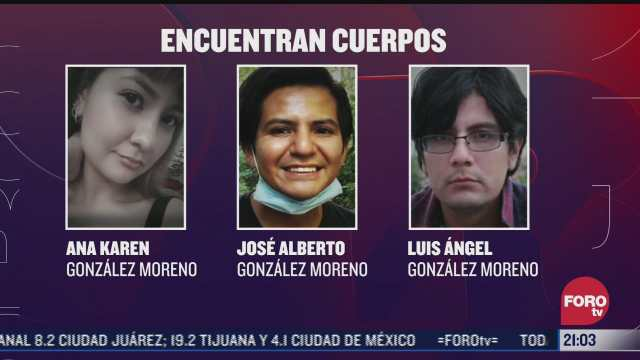 encuentran sin vida a tres hermanos secuestrados en jalisco