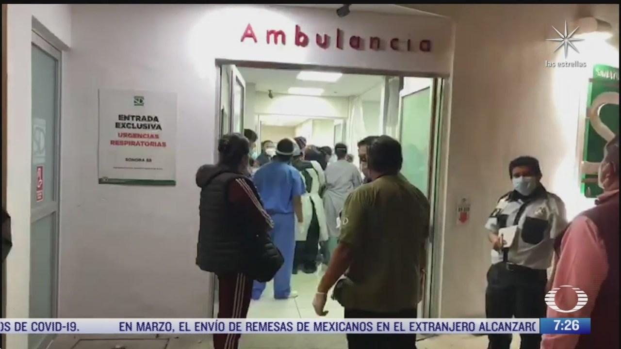 esta es la lista de personas hospitalizadas tras accidente en la linea 12 del metro