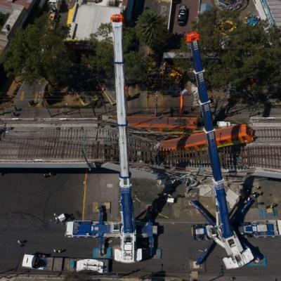 Falla estructural ocasionó accidente en L12 del Metro CDMX: Secretaría de Obras y Servicios