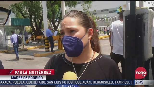 familia de rodrigo pide reclasificacion de delito contra presunto responsable