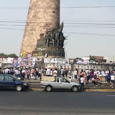 Recuerdan y exigen justicia por desparecidos en Guadalajara, Jalisco (Twitter)