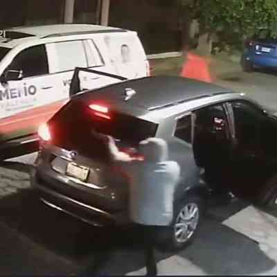 Guillermo Valencia narra cómo fue el atentado sufrido en Morelia