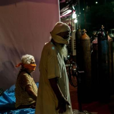 India no logra doblegar curva de COVID-19; sigue como epicentro de la pandemia