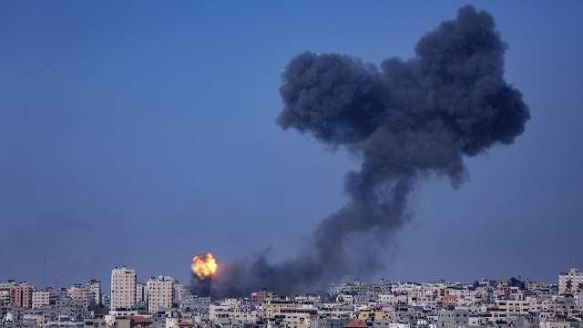 Israel confirma ataque a la oficina del jefe de las fuerzas de seguridad de Hamas