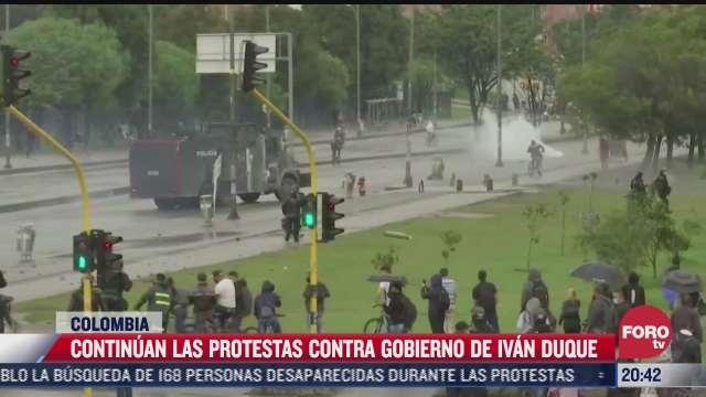 ivan duque asegura que se respetan derechos humanos en colombia