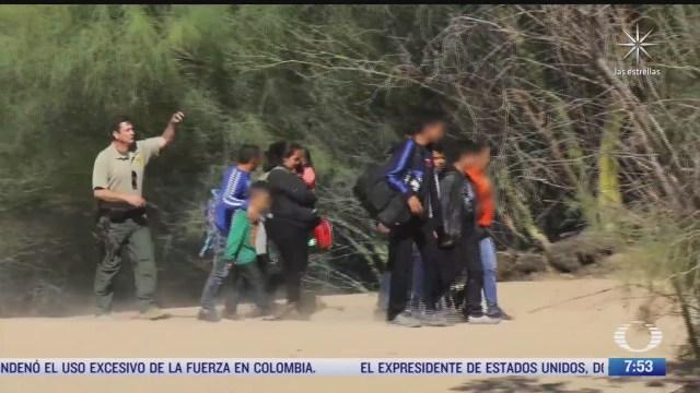 la frontera entre sonora y arizona una de las rutas de los migrantes