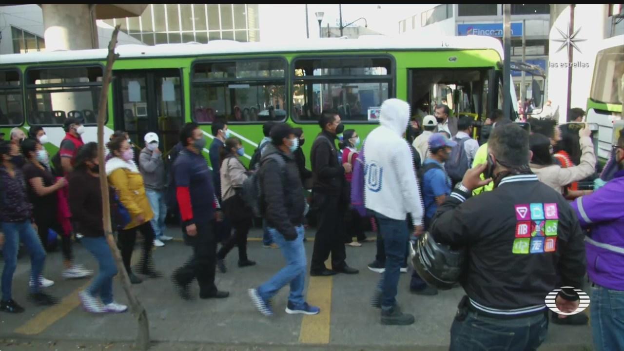 ¿Cuáles son las alternativas de transporte por cierre de la Línea 12 del Metro de la CDMX?