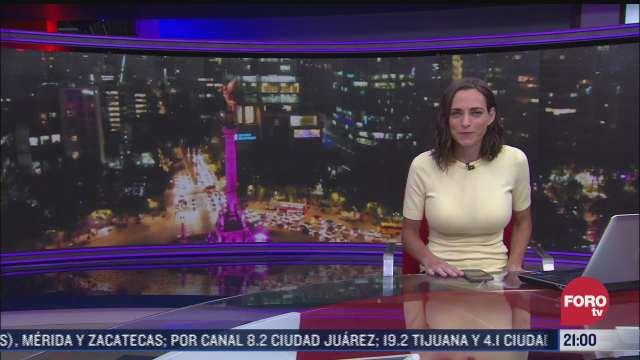 las noticias con ana francisca vega programa del 12 de mayo de