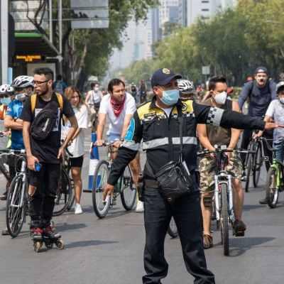Movilizaciones y marchas en CDMX (Cuartoscuro, archivo)