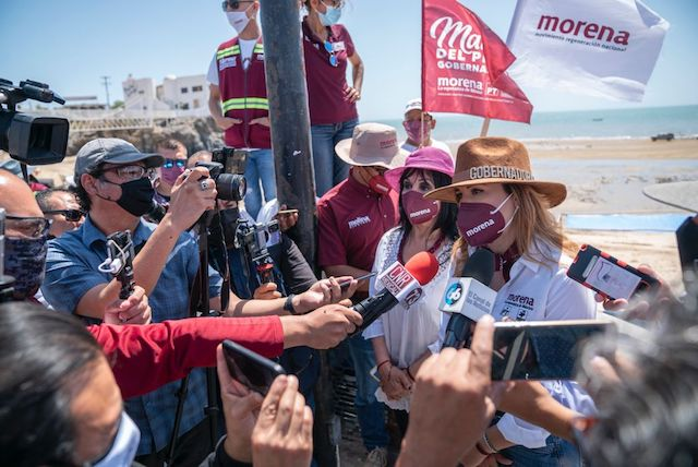 Marina Pilar Gira San Felipe