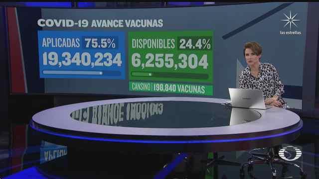 mexico aplica en promedio 305 mil vacunas contra covid 19 al dia