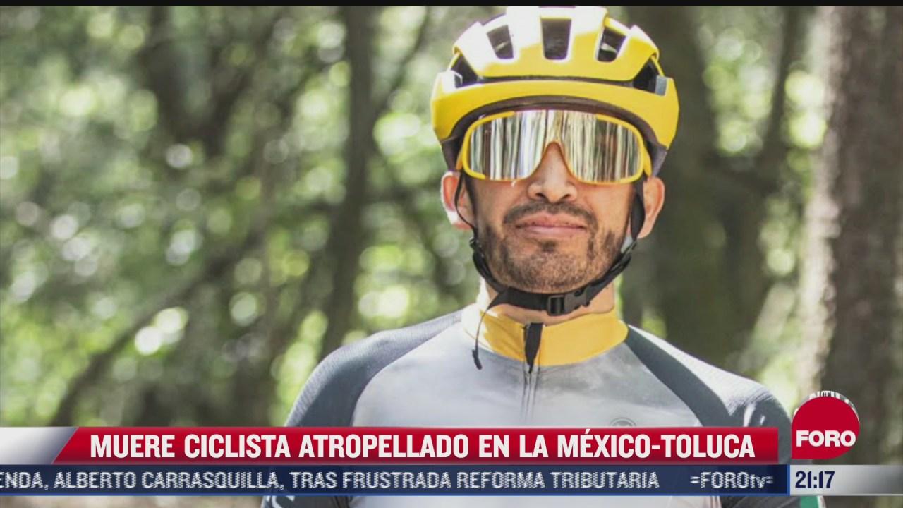 muere atropellado ciclista profesional octavio garcia