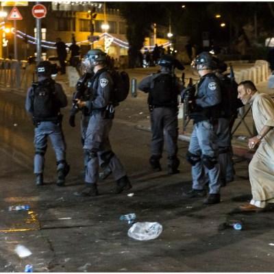 México expresa su consternación y llama a la no violencia entre Israel y Palestina
