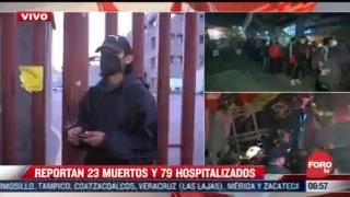 personas siguen buscando a familiares desaparecidos en metro olivos cdmx