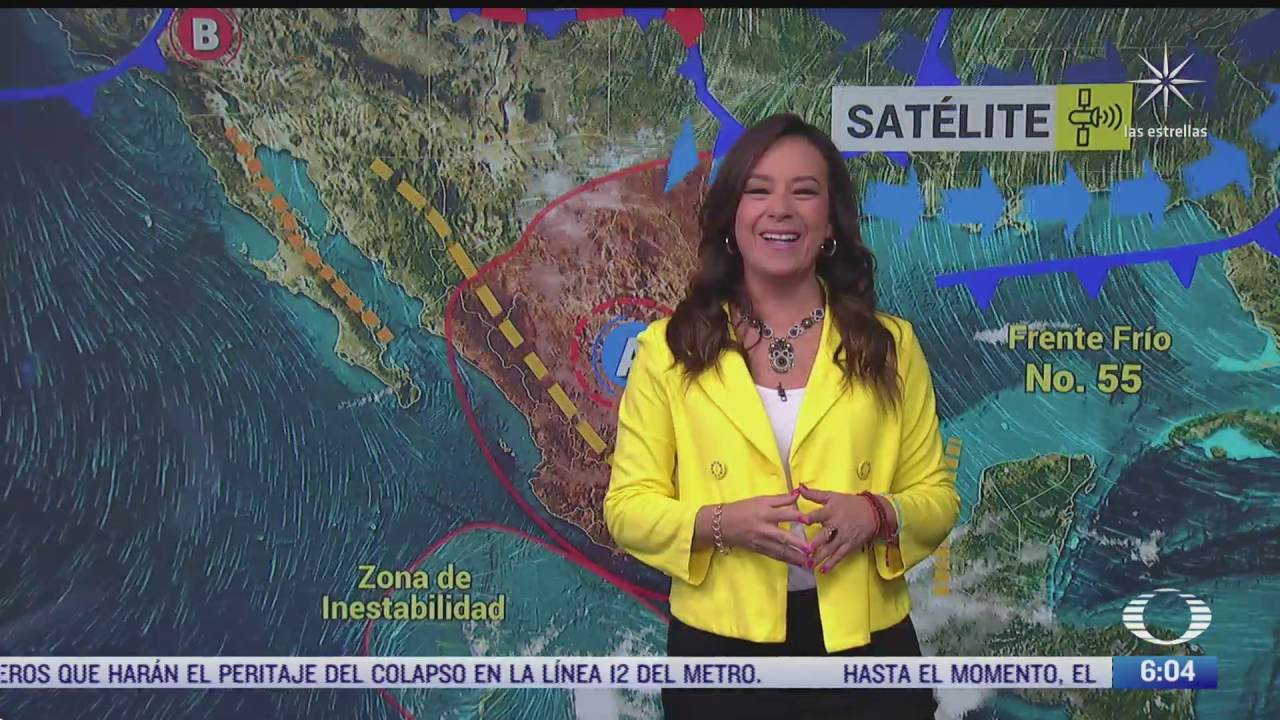 preven lluvias en chihuahua durango y zacatecas
