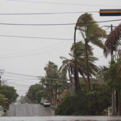 Se prevén fuertes vientos en Baja California, Chihuahua y Coahuila