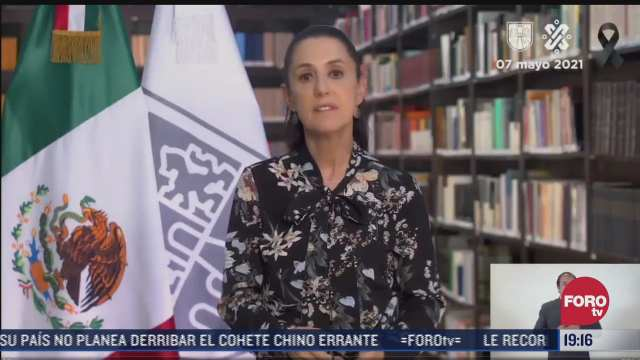 CDMX pasa a semáforo amarillo: Claudia Sheinbaum