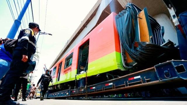 Siguen hospitalizadas 38 personas por accidente en L12 del Metro CDMX